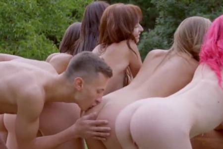Vruća orgija
